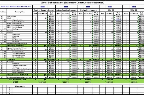 Free Construction Estimate Template Excel Lovely Free Construction Estimate Template Excel Reeviewer