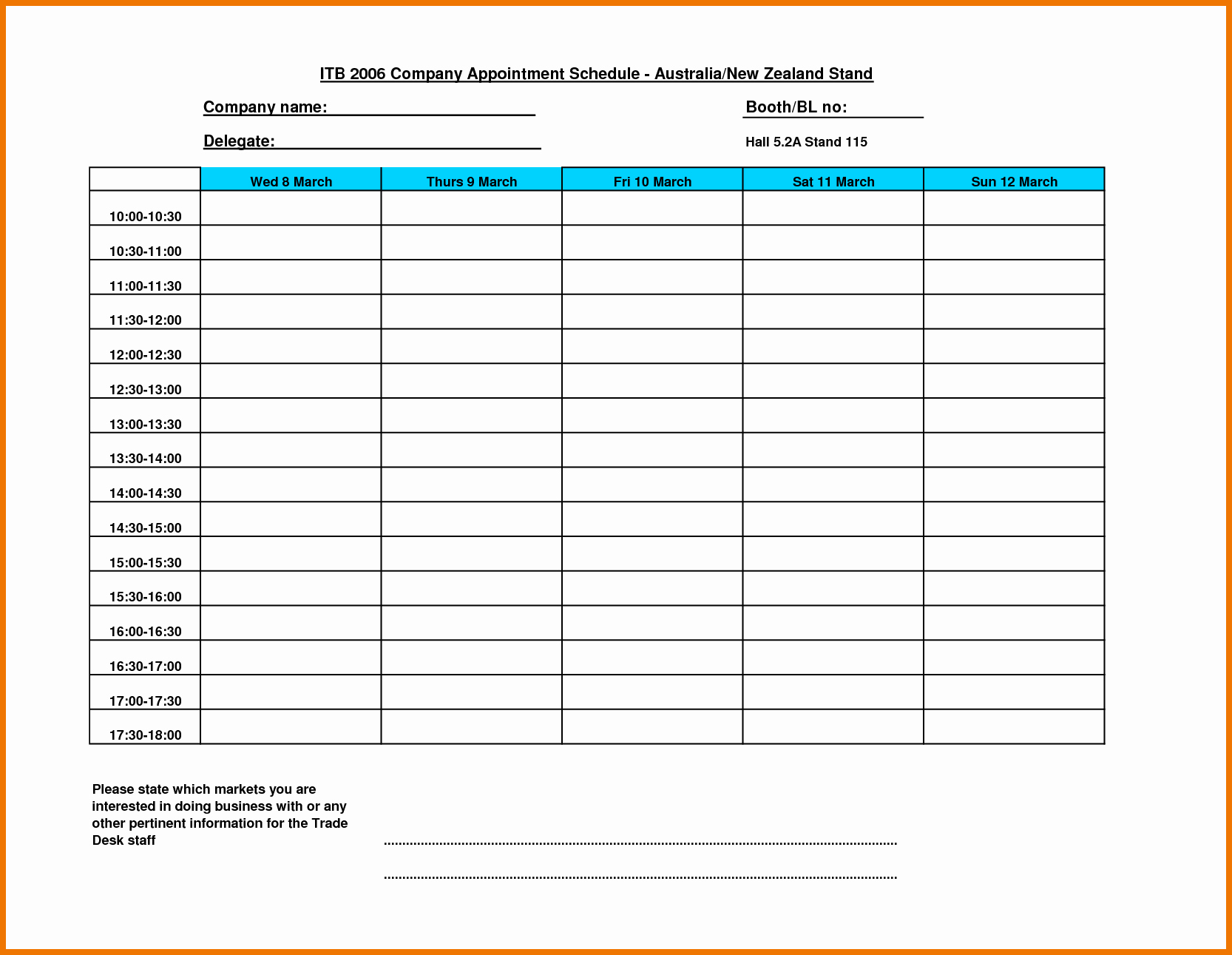 Free Daily Schedule Template Best Of Printable Schedule Templates In Word and Open Fice
