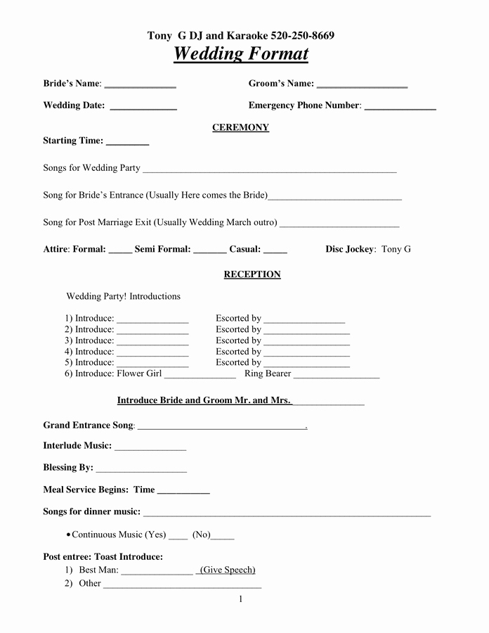 Free Dj Contract Template New Dj Service Contract Template Printable Dj Contract