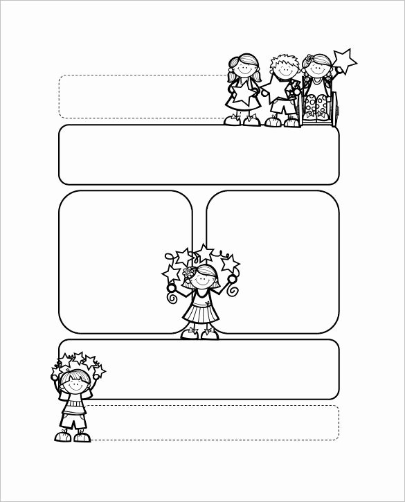 Free Downloadable Newsletter Template Fresh 13 Printable Preschool Newsletter Templates – Free Word
