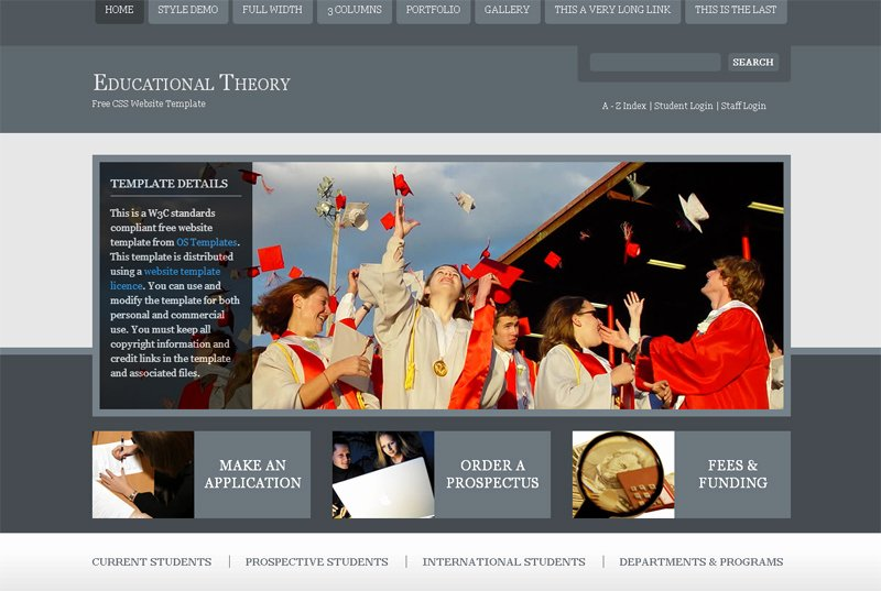 Free Educational Web Template Elegant top 10 Useful Web Design Tricks and Free Templates for