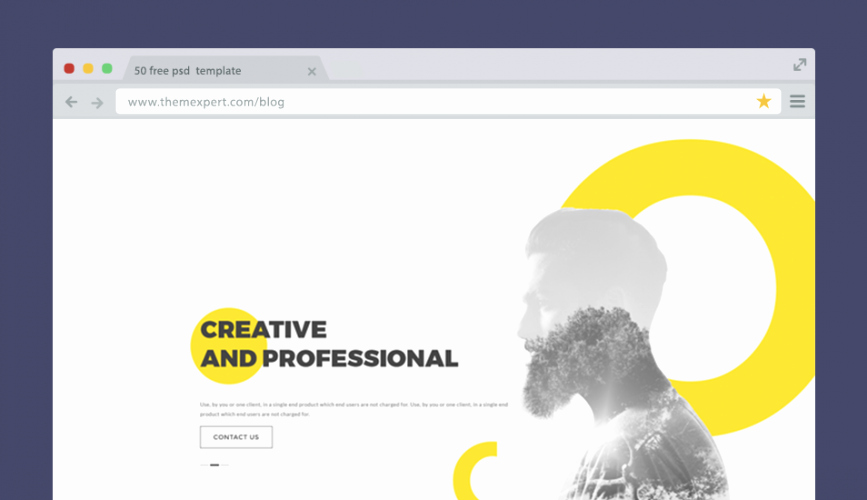 Free Educational Web Template Inspirational 50 Free Psd Website Templates for Corporate Education