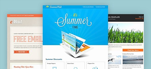 Free Email Template Psd Awesome Email Marketing Templates Archives Free Psd Files