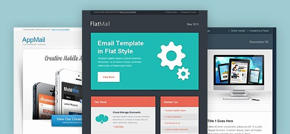 Free Email Template Psd Lovely Email Marketing Templates Archives Free Psd Files