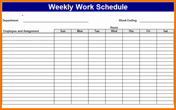 "Free Employee Work Schedule Template Luxury Search Results for ""excel Employee Schedule Template"