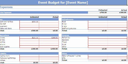 Free event Planning Template Inspirational Microsoft Fice S Free event Planning Template