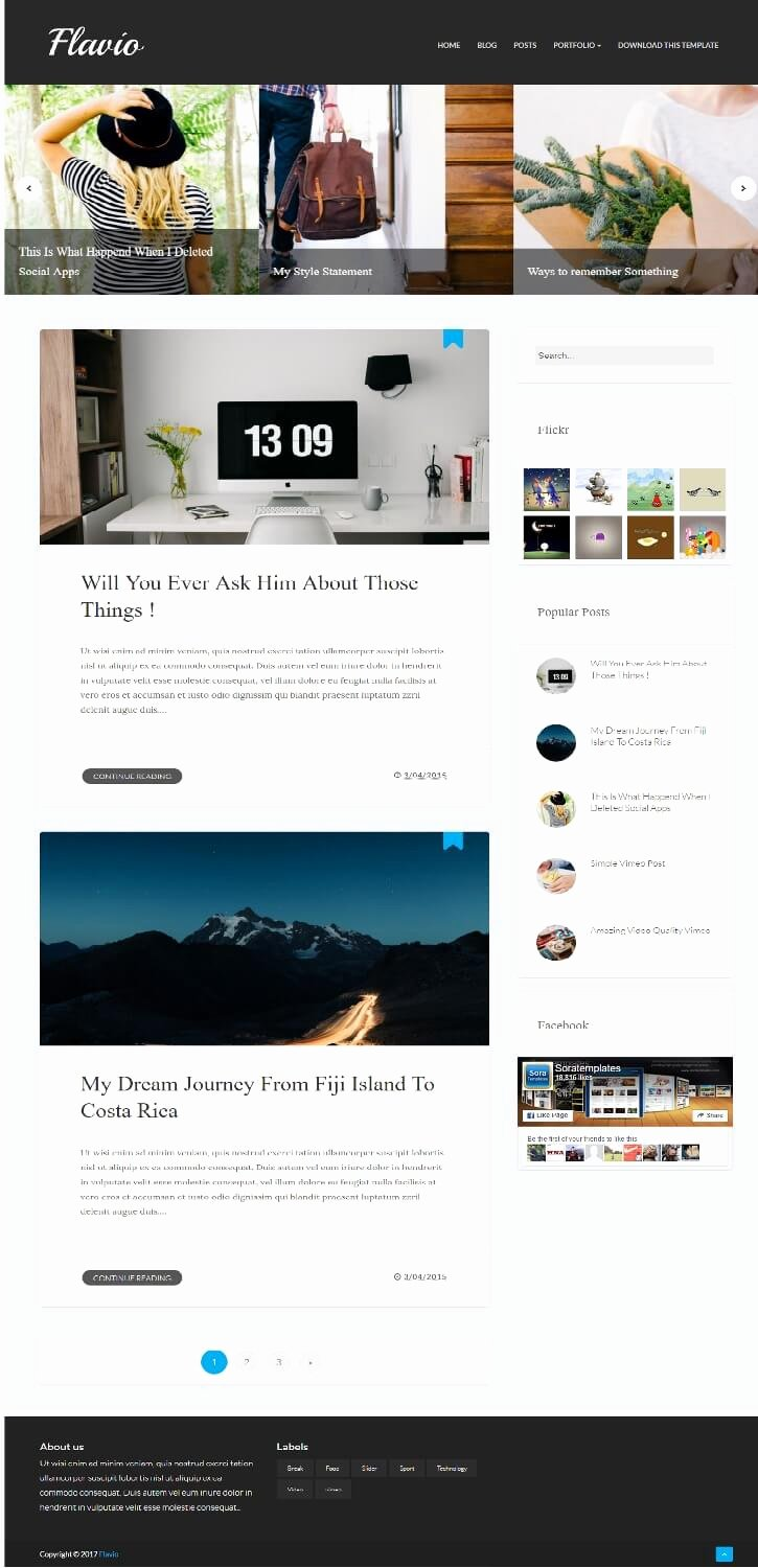 Free Fashion Blogger Template Best Of 50 Free Fashion Blogger Templates for Fashion Blogs