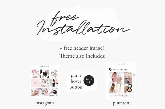 Free Fashion Blogger Template Best Of Fashion Blogger Template Premade Blogger Templates