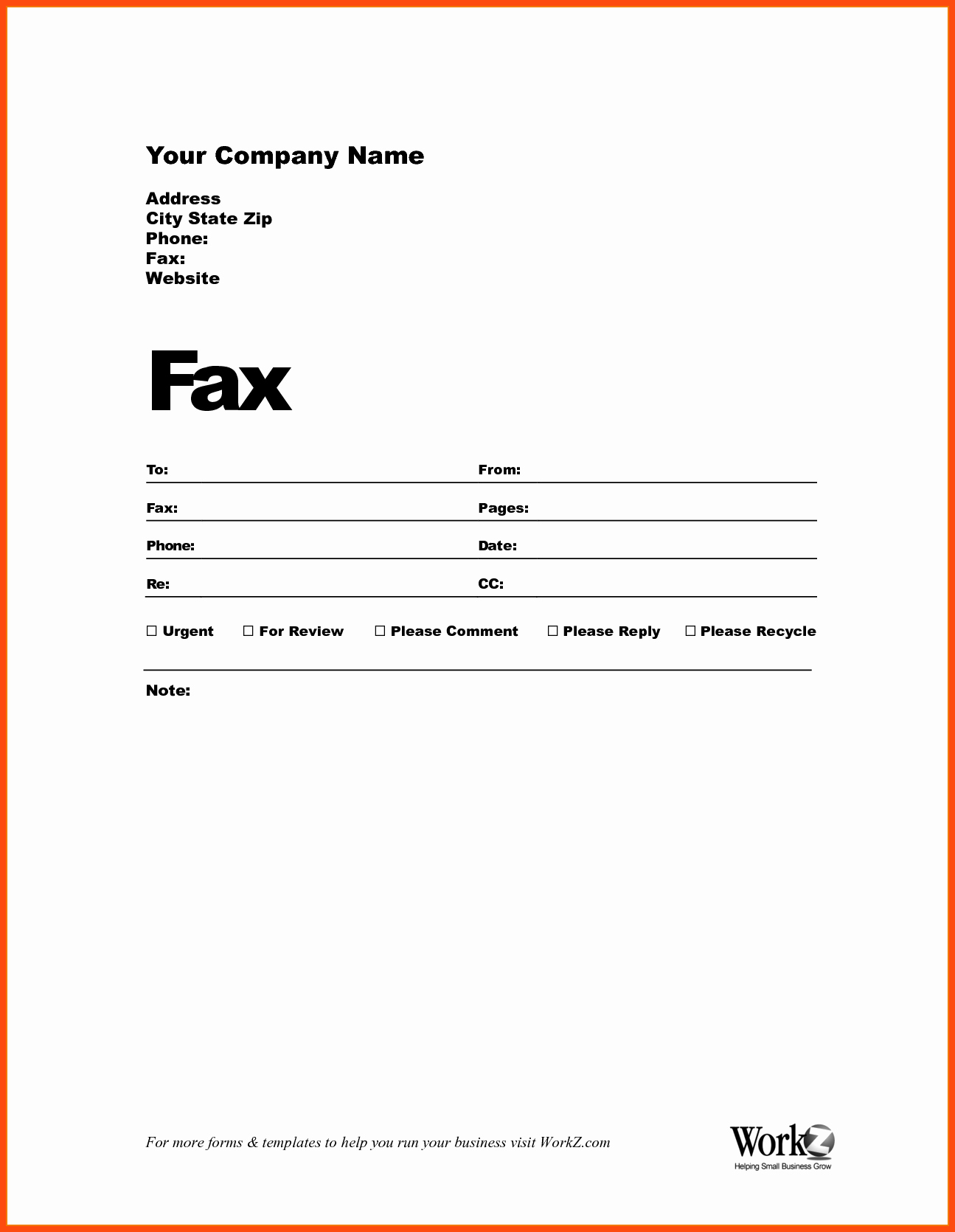 Free Fax Cover Page Template Luxury How to Fill Out A Fax Cover Sheet
