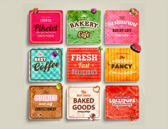 Free Food Label Template New 28 Free Label Templates Free Word Psd Pdf format