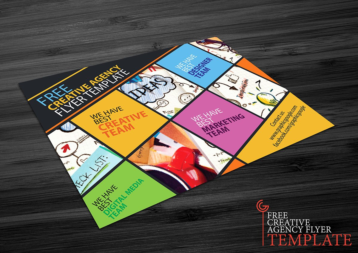 Free Graphic Design Template Awesome 30 Free Flyers Templates Designs for Graphic Designers