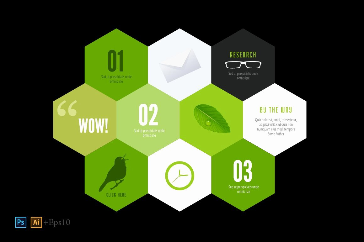 Free Graphic Design Template Inspirational Infographics Design Template Illustrations Creative Market