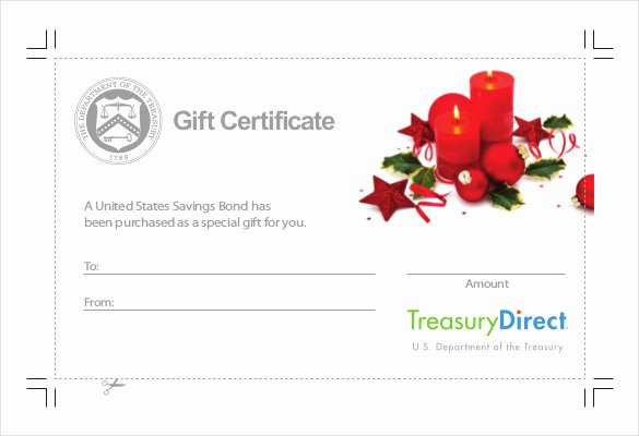 Free Holiday Gift Certificate Template Awesome Holiday Gift Certificate Template – 20 Free Pdf Jpg Psd