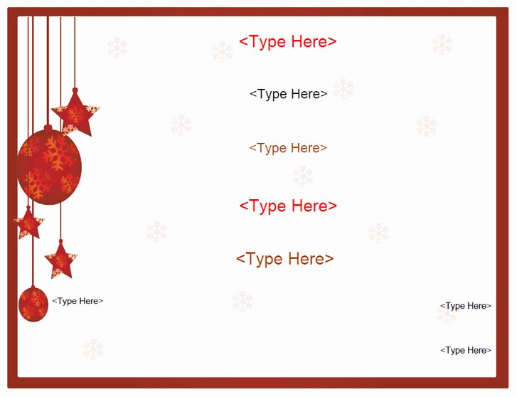 Free Holiday Gift Certificate Template Unique Holiday Free T Certificate Template Word