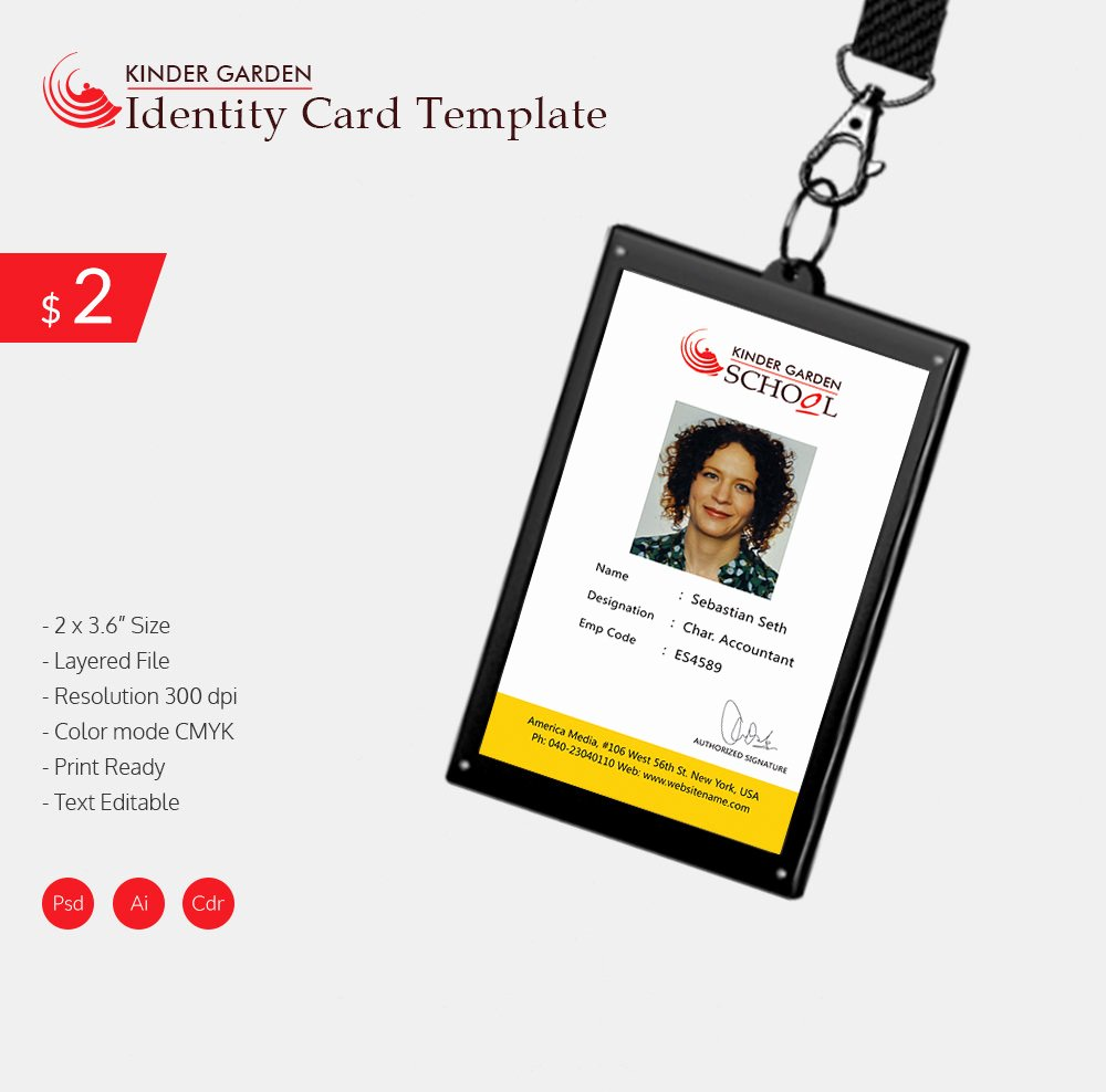 Free Id Card Template Word Best Of Free Id Card Template Word Templates Collections