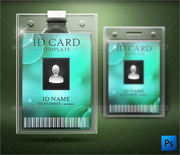 Free Id Card Template Word Elegant 36 Amazing Id Card Templates Ai Word Apple Pages