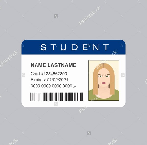 Free Id Card Template Word Fresh 38 Id Card Templates Psd Eps Png