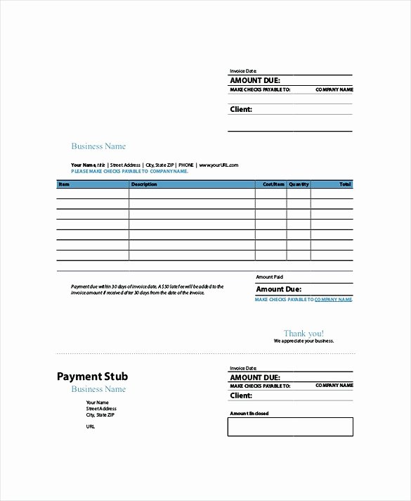 Free Indesign Invoice Template Beautiful Indesign Invoice Template