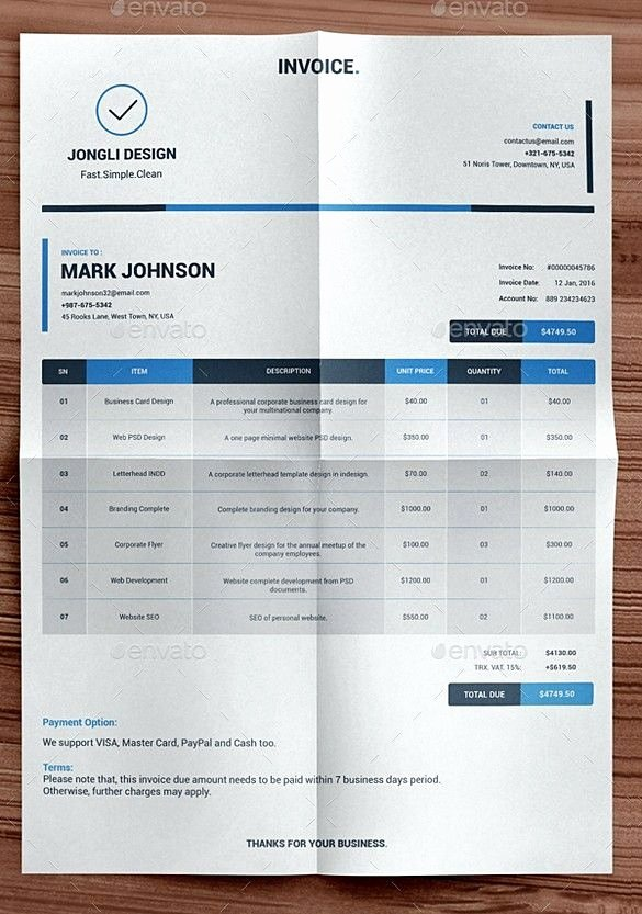 Free Indesign Invoice Template Best Of Indesign Invoice Template 9 Doubts About Indesign Invoice