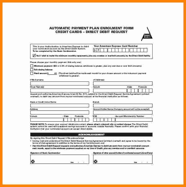 Free Installment Payment Agreement Template Best Of 8 Installment Payment Contract Template