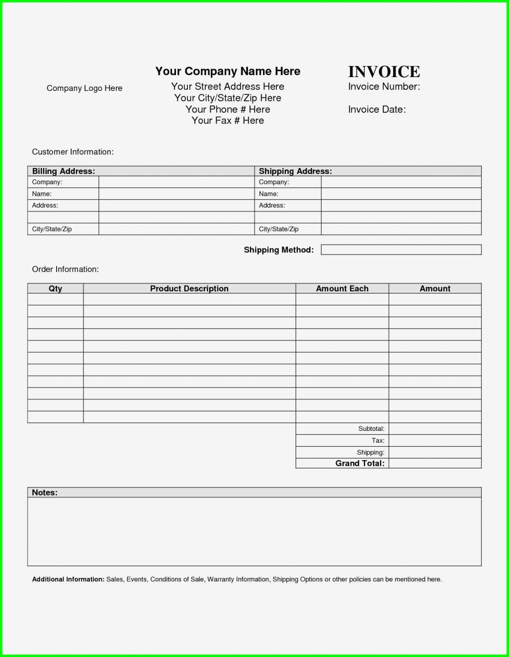 Free Invoice Receipt Template Elegant Business Receipt Template Example Mughals