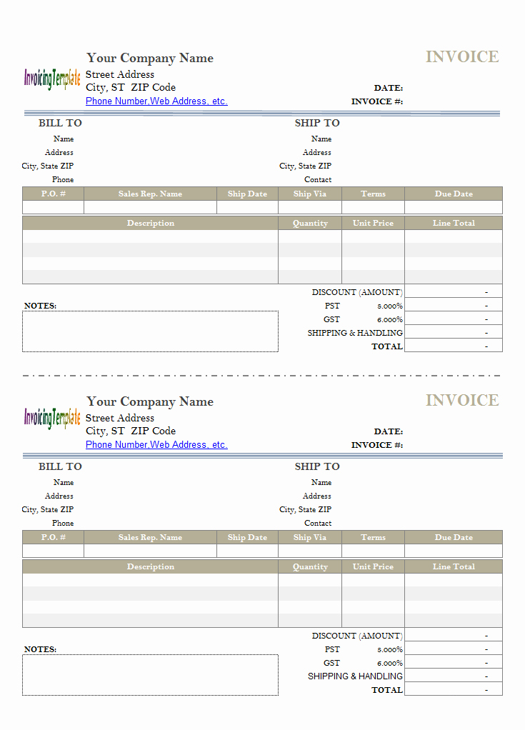 Free Invoice Receipt Template Luxury Excel Invoice Template with Automatic Numbering