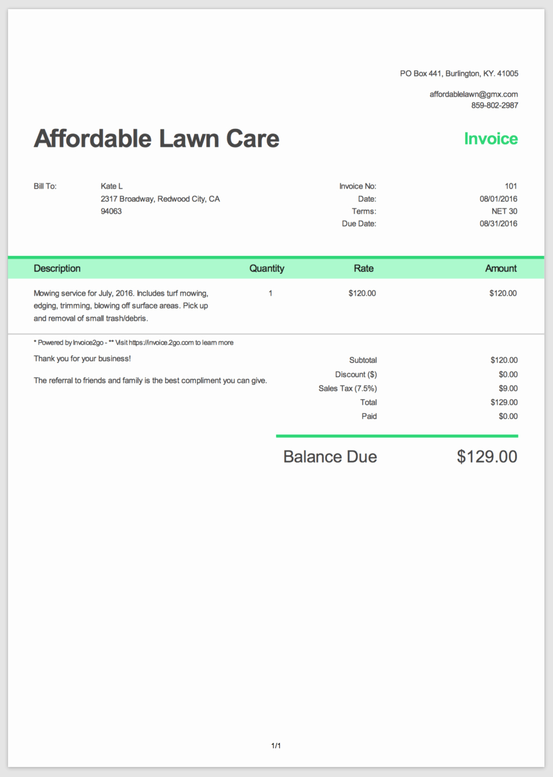 Free Invoice Receipt Template Luxury How to Create A Professional Invoice Sample Invoice
