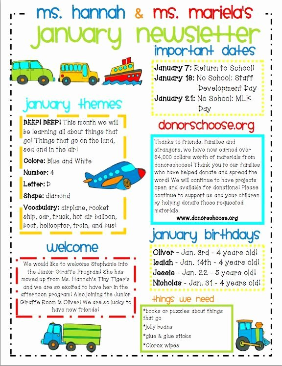 Free Kindergarten Newsletter Template Elegant Image Result for Kids Newsletter Template Free