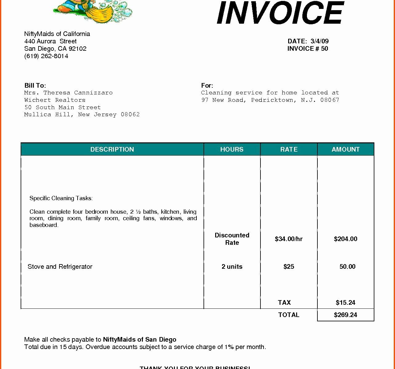 Free Lawn Care Invoice Template Fresh Lawn Care Invoice Template Sample Worksheets Free Download