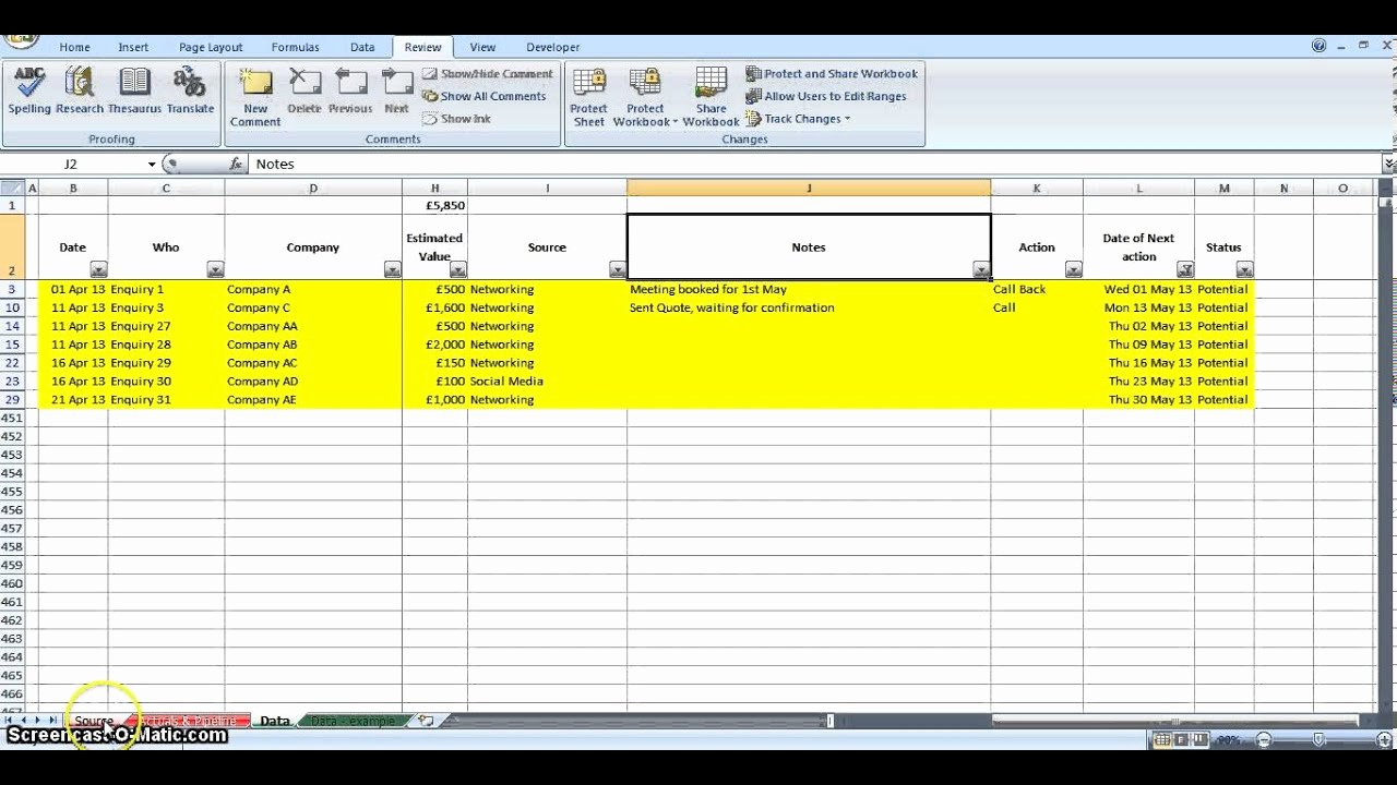 Free Lead Tracking Spreadsheet Template Lovely Ace Lead Tracker