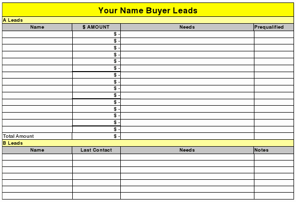 Free Lead Tracking Spreadsheet Template Unique Lead Tracking Spreadsheet Militaryalicious