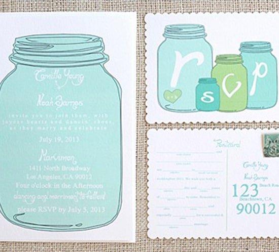 Free Mason Jar Invitation Template Awesome 11 Free Wedding Invitation Templates A Handcrafted Wedding