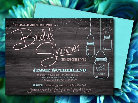 free bridal shower invitation templates microsoft word