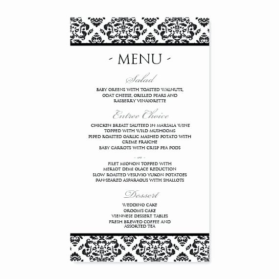Free Menu Template Microsoft Word Beautiful Restaurant Menu Template Microsoft Word – Usgeneratorsfo