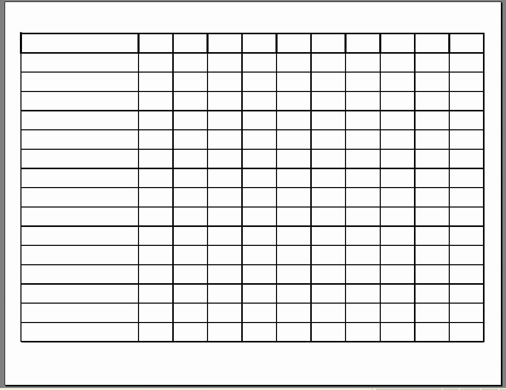 Free Monthly Work Schedule Template Lovely 8 Best Of Free Printable Work Schedule Template