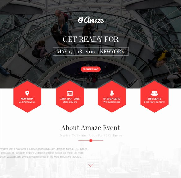 Free Muse Website Template Awesome 32 Parallax Website themes & Templates