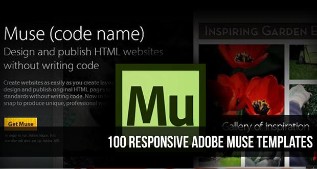 Free Muse Website Template Elegant 100 Best Responsive Adobe Muse Templates