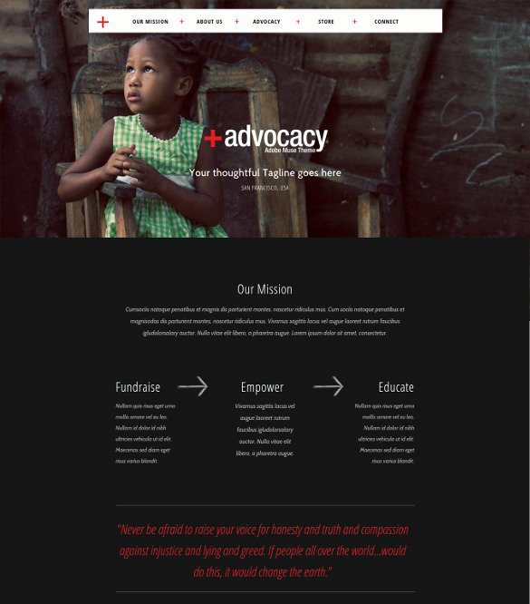 Free Muse Website Template Inspirational 31 Church Website themes & Templates