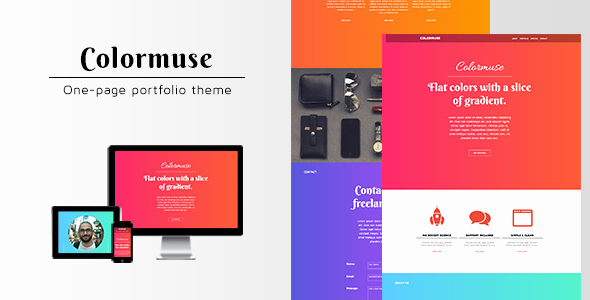 Free Muse Website Template Inspirational 55 Responsive Creative Adobe Muse Templates Tutorial Zone
