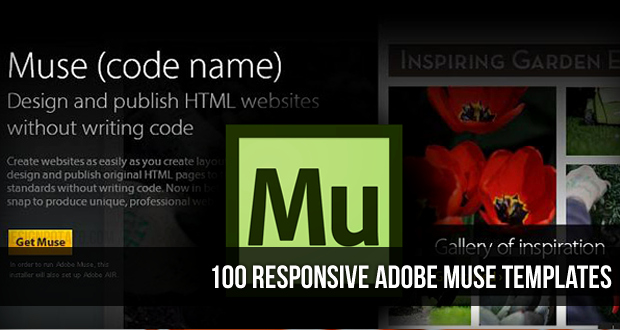 Free Muse Website Template Unique 100 Best Responsive Adobe Muse Templates