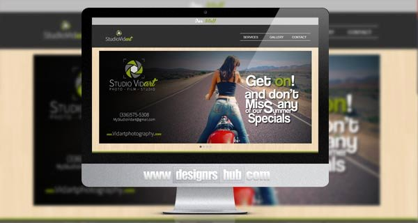 Free Muse Website Template Unique Adobe Muse Templates