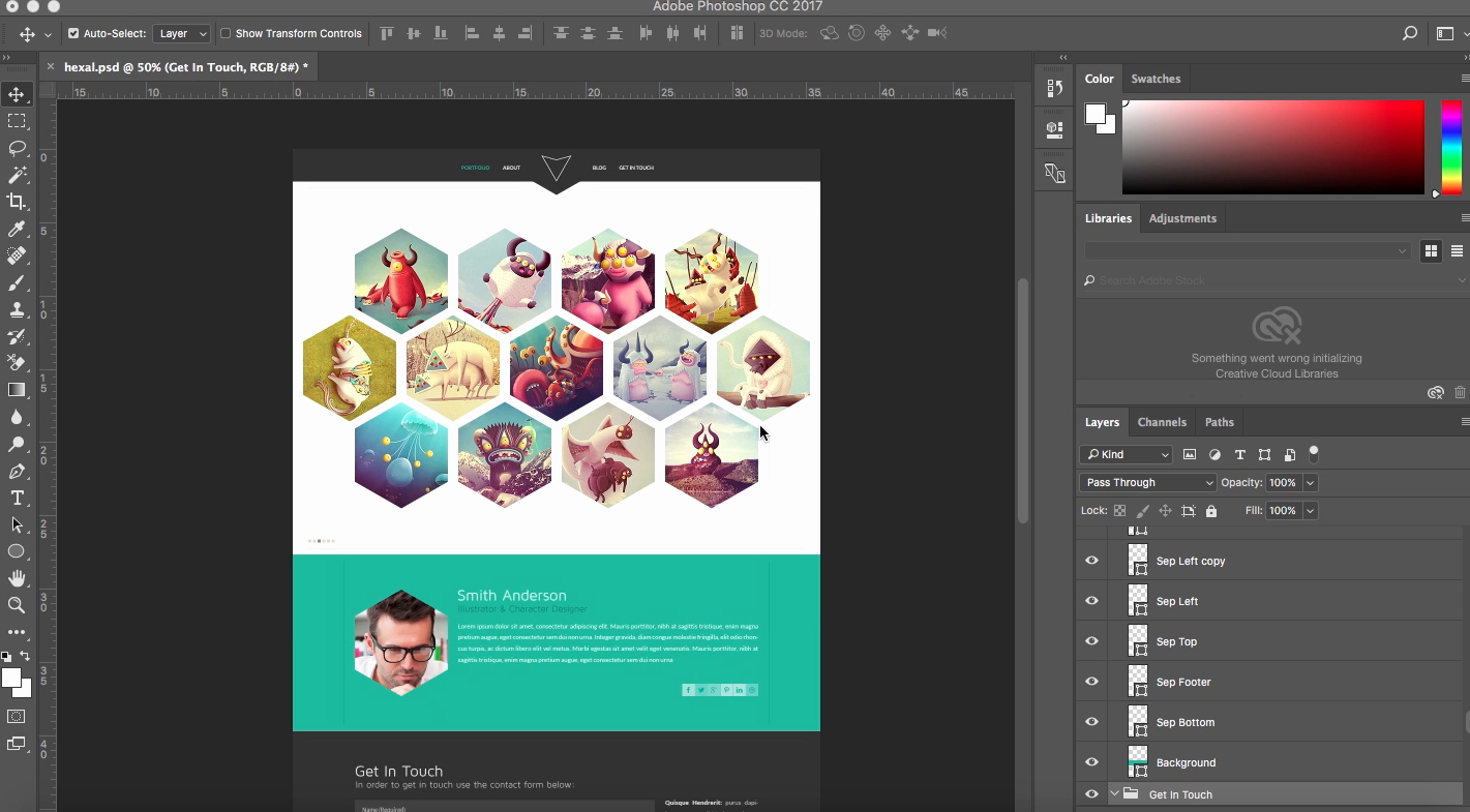Free Muse Website Template Unique How to Place Your Psd Template to Adobe Muse Responsive