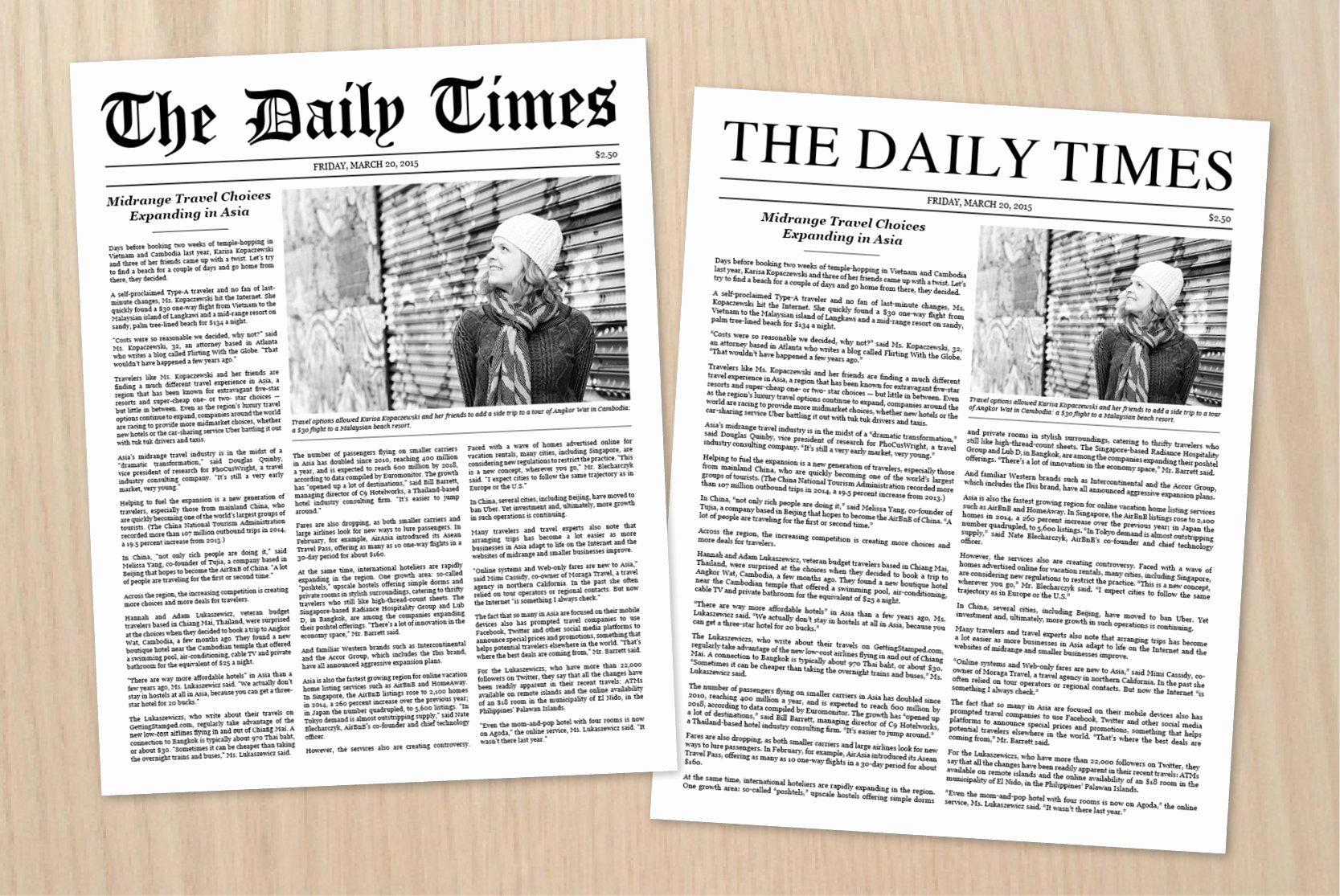 Free Newspaper Article Template Beautiful Newspaper Article Template Stationery Templates