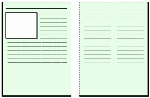 Free Newspaper Template for Students Elegant Biography Book Report Newspaper Templates Printable