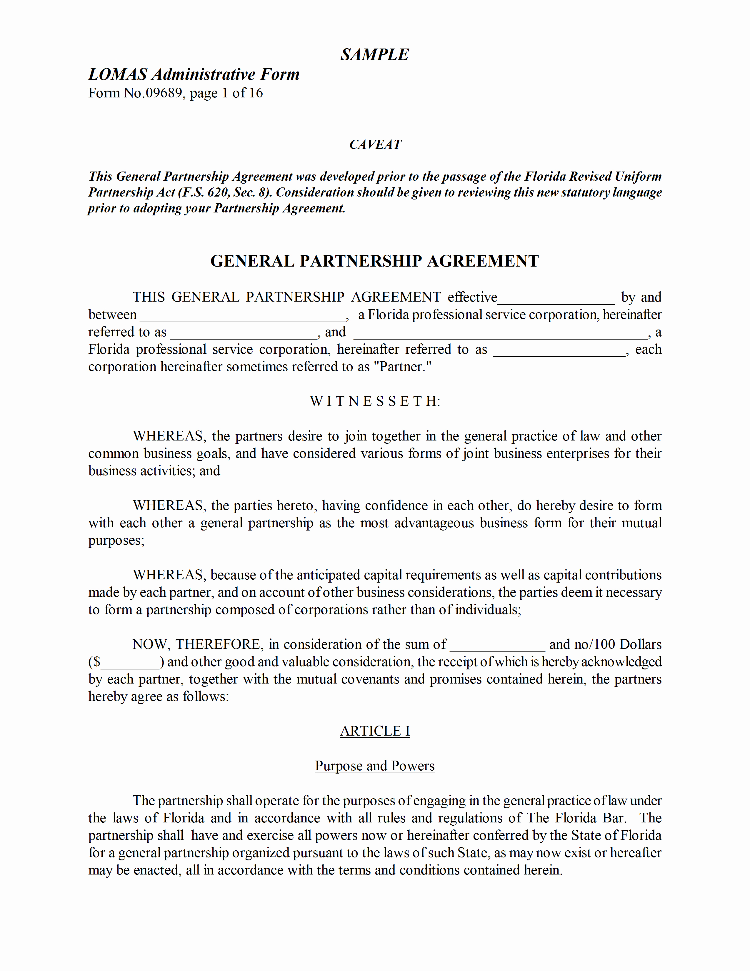 Free Partnership Agreement Template Word Awesome Partnership Agreement Template