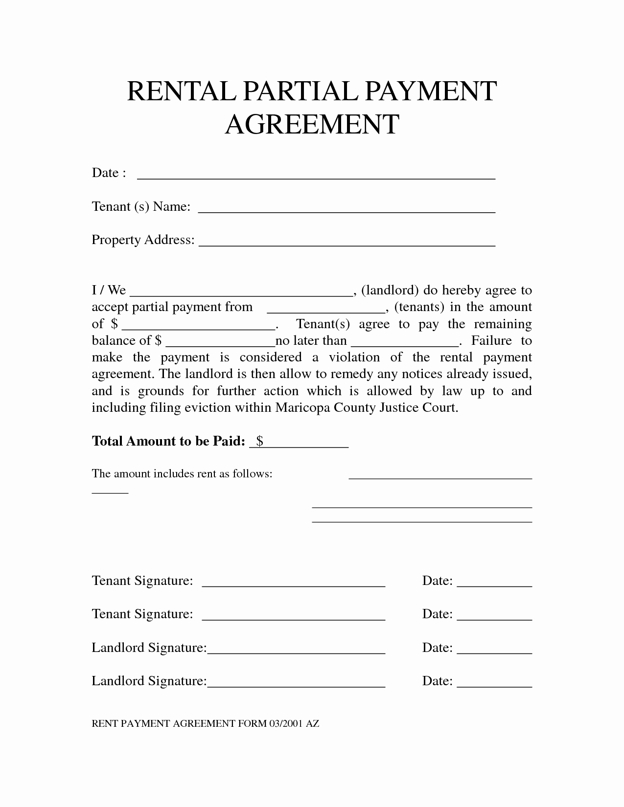 Free Payment Agreement Template Best Of 10 Best Of Free Payment Agreement Letter Sample