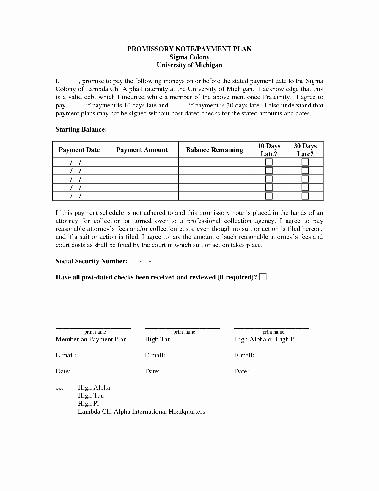 Free Payment Agreement Template Inspirational 12 Best Of Payment Plan Agreement Letter Payment