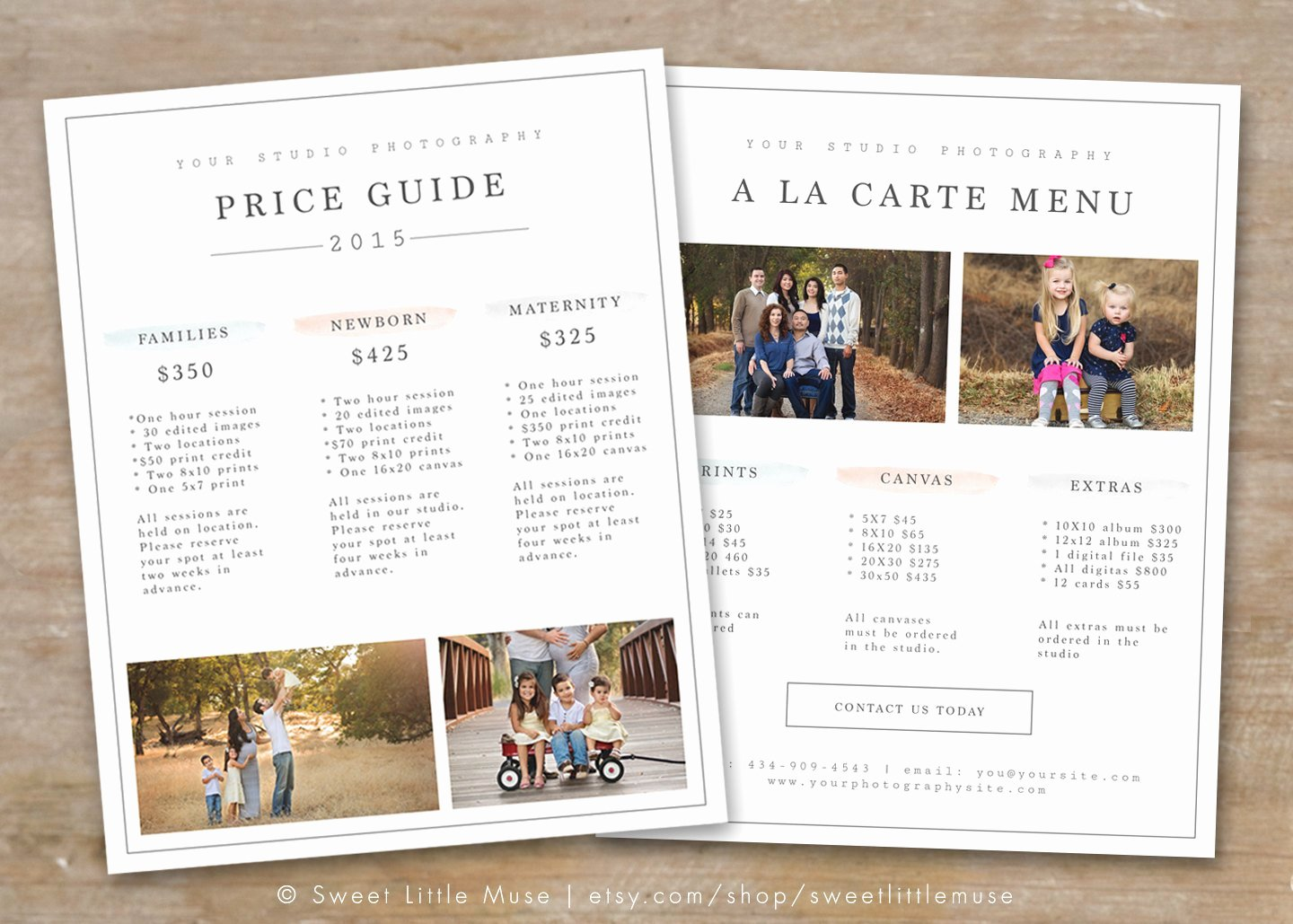Free Photography Price List Template Best Of Graphy Price List Template Graphy Pricing Guide