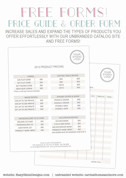 Free Photography Price List Template Inspirational Fer Expires 10 06 2013 at 11 59pm Pst Not Valid with