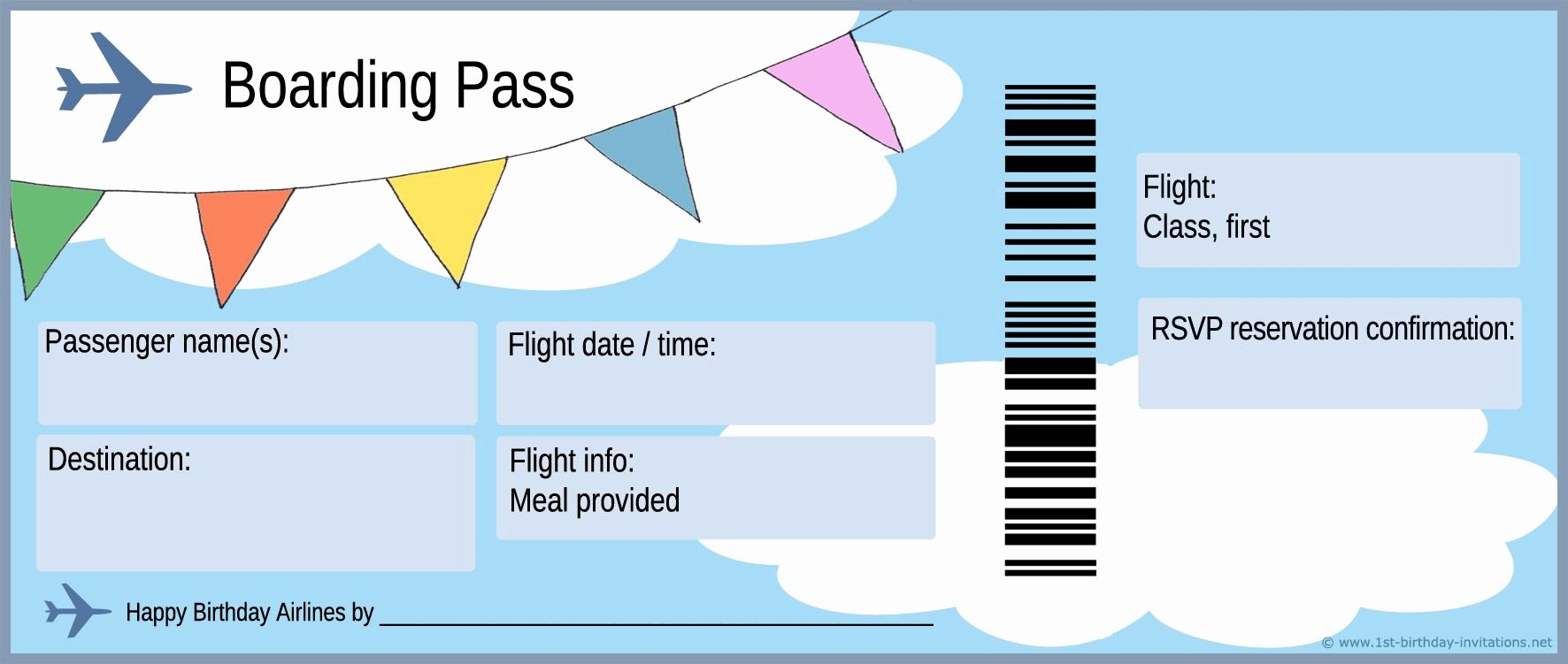 Free Printable Airline Ticket Template Best Of Free Boarding Pass Template Google Search